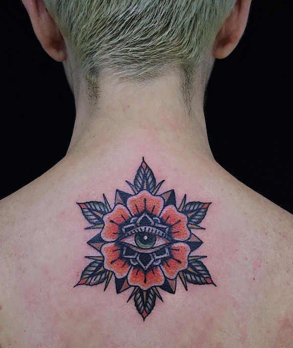Öga tatuering: Betydelse, design, historia och foton Tatuering idéer och betydelser