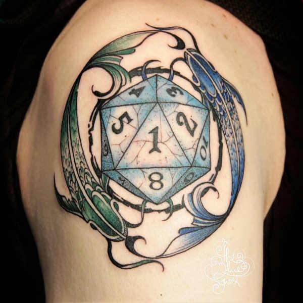 Fiskarna (stjärntecken) tatuering: Betydelse, design, historia och foton Stjärntecken Tatuering idéer och betydelser
