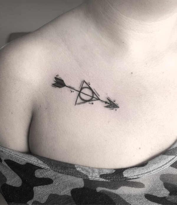 Pilar tatuering: Betydelse, design, historia och foton Tatuering idéer och betydelser
