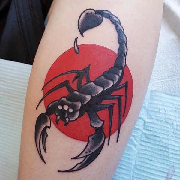 Skorpion (stjärntecken) tatuering: Betydelse, design, historia och foton Stjärntecken Tatuering idéer och betydelser
