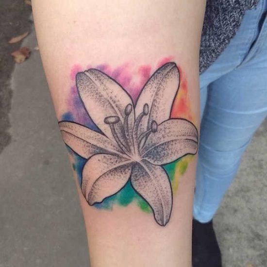 vita liljor betydelse