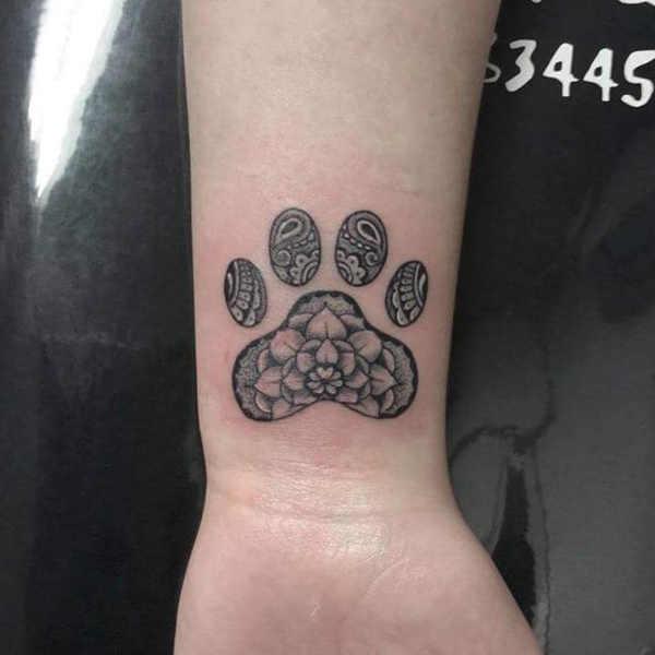 Tatueringar på handleden: 160+ tatuerings-idéer Kroppsdelar Tatuering idéer och betydelser